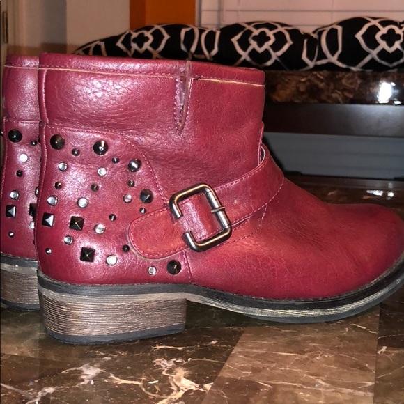 Skechers Shoes   Low Cut Boots Simple